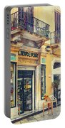Trapani Art 21 Sicily Portable Battery Charger
