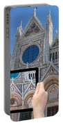 Travel To Siena Concept Portable Battery Charger