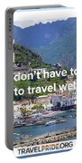 Travel Well Portable Battery Charger