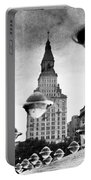 Travelers Insurance Tower Portable Battery Charger