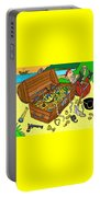 Treasure Chest Portable Battery Charger