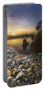 Treasure Cove Portable Battery Charger by Debra and Dave Vanderlaan