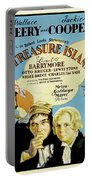 Treasure Island 1934 Portable Battery Charger