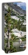 Treasure Lake Pine Portable Battery Charger