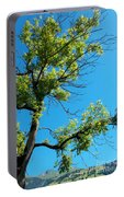 Tree Art 1 Portable Battery Charger