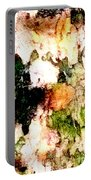 Tree Bark 1 Abstract Portable Battery Charger