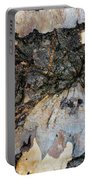Tree Barks Pattern #13 Portable Battery Charger