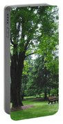 Tree Bench Portable Battery Charger