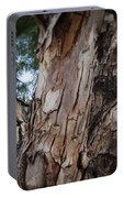 Tree Branch Texture 3 Portable Battery Charger