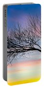 Tree Branches Portable Battery Charger