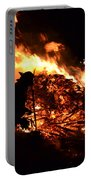 Tree Burning Portable Battery Charger