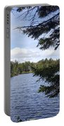 Tree By The Water Portable Battery Charger