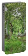Tree Curves Two Portable Battery Charger