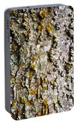 Tree Trunk Detail Portable Battery Charger