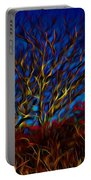 Tree Glow In The Dark Portable Battery Charger