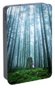 Tree Hugger Portable Battery Charger