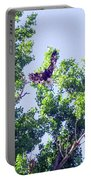 Tree Landing Portable Battery Charger