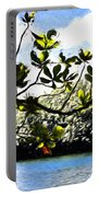 Tree Limb Over Water 2 Portable Battery Charger