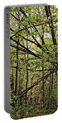 Tree Limbs Portable Battery Charger