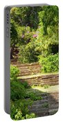 Tree Lined Steps Portable Battery Charger
