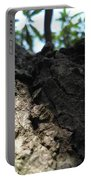 Tree Macro View Portable Battery Charger