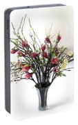 Tree Magnolias Portable Battery Charger
