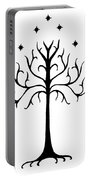 Tree Of Gondor Crest Portable Battery Charger