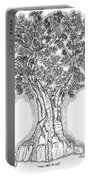 Tree Of Life 1 Portable Battery Charger