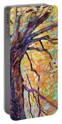 Tree Of Life And Wisdom   Portable Battery Charger