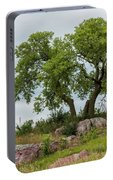 Tree On A Hill 2 Portable Battery Charger