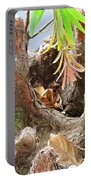 Tree Stalactites Portable Battery Charger