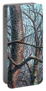 Tree Study Portable Battery Charger