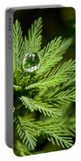 Tree Top Dew Drop Portable Battery Charger