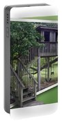 Treehouse Playground Portable Battery Charger