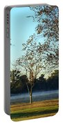 Trees By The Water Portable Battery Charger