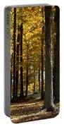 Tree's In The Forest Portable Battery Charger