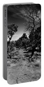 Trees Of Canyon Lands Portable Battery Charger