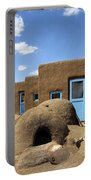 Tres Casitas Taos Pueblo Portable Battery Charger