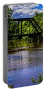 Trestle Over River Portable Battery Charger
