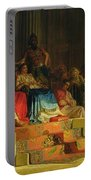 Trial Of The Apostle Paul Portable Battery Charger
