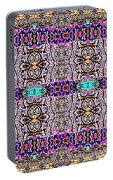 Trendy Tribal Portable Battery Charger
