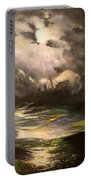 Tribute To Aivazovsky Portable Battery Charger