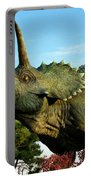 Triceratops Portable Battery Charger