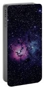 Trifid Nebula M20 Portable Battery Charger