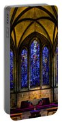 Trinity Chapel Salisbury Cathedral Portable Battery Charger