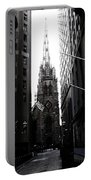 Trinity Church New York City Portable Battery Charger