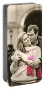 Trinity College Kiss Portable Battery Charger