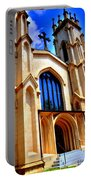Trinity Episcopal Cathedral Columbia Sc Portable Battery Charger