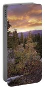 Trinity Mountains Portable Battery Charger