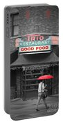 Trio Restaurant Portable Battery Charger